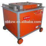De hand/Automatische 380V Buigmachine van de Staaf van het Staal van GW 50