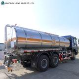 Sinotruck 6X4 HOWO Heizöl-Tanker-Becken-LKW