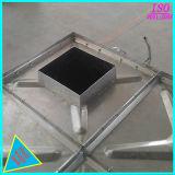 ISO標準の電流を通された鋼鉄水漕のパネル