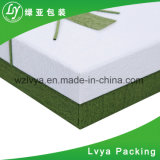 Cardboard+Printting Paper+EVA/Satin Duftstoff-Geschenk-verpackenkasten