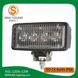 12W het LEIDENE Licht van het Werk met Verschillende Kleur voor Automobiele Verlichting John Deere Headlight