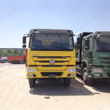 Camion- en pierre de camion à benne basculante de sable de tombereau de HOWO 336/371 en Afrique