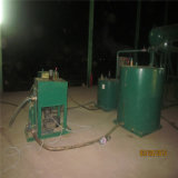 Aceite de motor diesel industrial para convertir el equipo de la refinería de destilación de la máquina de reciclaje de aceite del motor