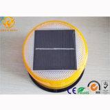 Pilotos ambarinos accionados solares del LED
