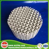 Emballage ondulé en céramique de plaque