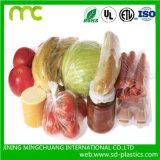 Il PVC molle di stirata trasparente di prezzi bassi aderisce pellicola per l'involucro dell'alimento