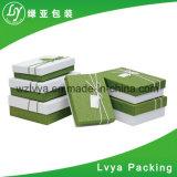 Коробка подарка дух Cardboard+Printting Paper+EVA/Satin упаковывая