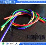 Boyau approuvé par le FDA de silicones avec différentes couleurs