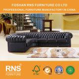 Mobília quente A02# da sala de visitas do sofá de Chesterfield da venda