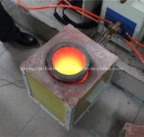 forno di fusione di induzione 30kg per rame