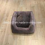 داخليّ كلب سرير متحمّل محبوب سرير أريكة مع قابل للنقل حصيرة وسادة