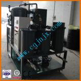 Utiliza el reciclaje de aceite de turbina de escape de aceite de máquina