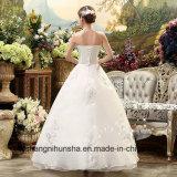Персонализированный Princess Шнурок с сбор винограда Китая плюс платья венчания размера