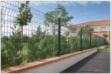 High Quality for 2D gold 3D Curvy Welded Mesh Fence
