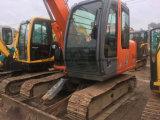 Utilisé mini-excavateur Hitachi Hitachi ZX70 Excavatrice à chenilles