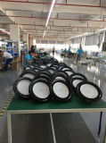 Lámpara colgante de aluminio de 200W LED Industrial de la Bahía de alta luz OVNI