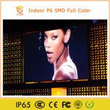 Il livello rinfresca lo schermo di visualizzazione dell'interno del LED di colore completo P6