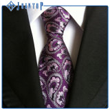 Assuntos de negócios de alta qualidade estoque mais barato de poliéster gravata