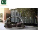 レストランカバー使用の自動望遠鏡の温水浴槽カバー