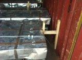 Preiswerte heißes BAD galvanisierte gewellte galvanisierte Zink-Dach-Blätter