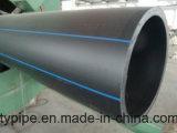 PE100 de gran diámetro del tubo de suministro de agua