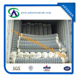 PVC 입히는 체인 연결 담 그물세공 또는 직류 전기를 통한 체인 연결 Fenc