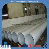 42,4mm tubo de acero inoxidable AISI 304
