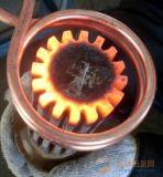 Venta caliente en el calentador de inducción de Tailandia 40kw para la rueda de cadena que endurece