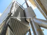 De Filter van de zak in de Lopende band van het Cement