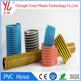 Souples renforcés de haute qualité de l'eau du tube flexible d'aspiration en PVC