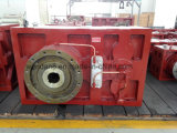 Schraubenartiges Getriebe der hohen Leistungsfähigkeits-Zlyj630 mit dem Abkühlen