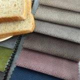 Warp terciopelo tejido tapizados para Funda de silla