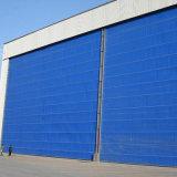 PVC 직물 유연한 드는 문 /Hangar 문