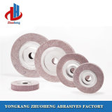 Rodas de moedura da aleta da fábrica feitas dos abrasivos ligados (FW2515)