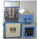 Tecla Semi-Auto Manual máquina de sopro de garrafas de plástico PET, garrafa plástica máquinas
