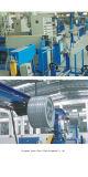 Gebäude-Draht-Strangpresßling-Produktionszweig