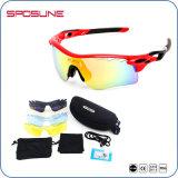 Outdoor Sport UV de alta qualidade400 Andar Óculos Lente PC inquebrável cavalo óculos de sol