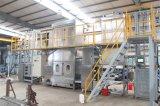 El Teñido de continuo de alta temperatura de la máquina para el levantamiento de carga Webbings