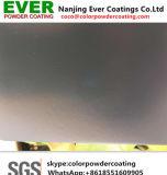 Vernice blu del rivestimento della polvere della struttura fine di Ral 5010