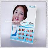 Acrylduftstoff-Kostenzähler-Bildschirmanzeige-Zahnstange
