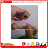 カスタマイズされたOEMは樹脂が人形のPolyresinのヘッドクラフトについてへまをする昇進のギフトのヘッドについてへまをする