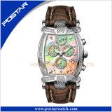 Подгонянный Psd-2326 wristwatch повелительниц способа автоматический механически с швейцарским качеством
