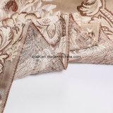 100%년 폴리에스테 소파는 주문 소파를 위한 패턴에 의하여 길쌈된 자카드 직물 직물을 디자인한다