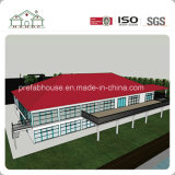 Light Gauge Steel Structure Economic Modular Building/Mobile/Prefab/Prefabricated