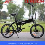 Bicyclette électrique de Cildren de la meilleure qualité mini avec la selle sûre