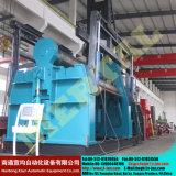 Machine de dépliement de roulis de plaque de feuillard de roulement de rouleau hydraulique de la machine 4