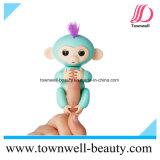 작은 물고기 대화식 아기 원숭이 전자 아이 장난감