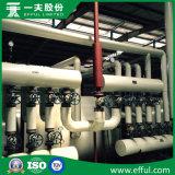 Preparato della strumentazione ad alta resistenza del gesso da cristallizzazione libera dell'acqua