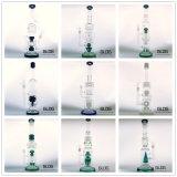 Conduite d'eau en verre de tube de qualité d'OEM/ODM de pétrole de TAPE de recycleur droit d'équipement avec le prix usine