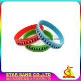 Les nouvelles femmes Bracelet en caoutchouc élégant, bracelet en silicone de qualité personnalisé